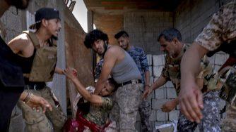 Tripoli Libia attacco La Presse