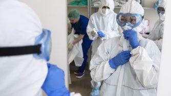 Coronavirus in Russia (LaPresse)