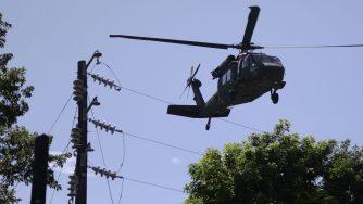Elicottero americano Usa La Presse