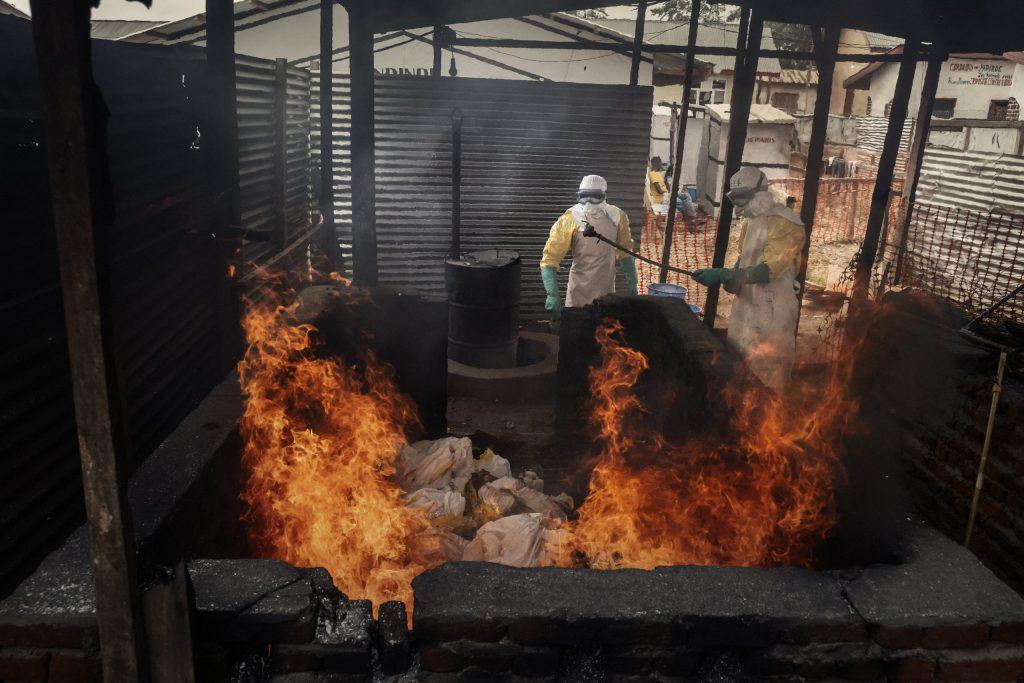 Africa, Repubblica Democratica del Congo,Marco Gualazzini.  Dal reportage 'Ebola, The Outbreak'