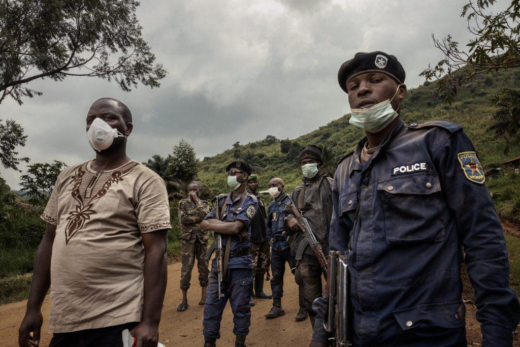 Africa, Repubblica Democratica del Congo, Marco Gualazzini. Dal reportage 'Ebola, The Outbreak'
