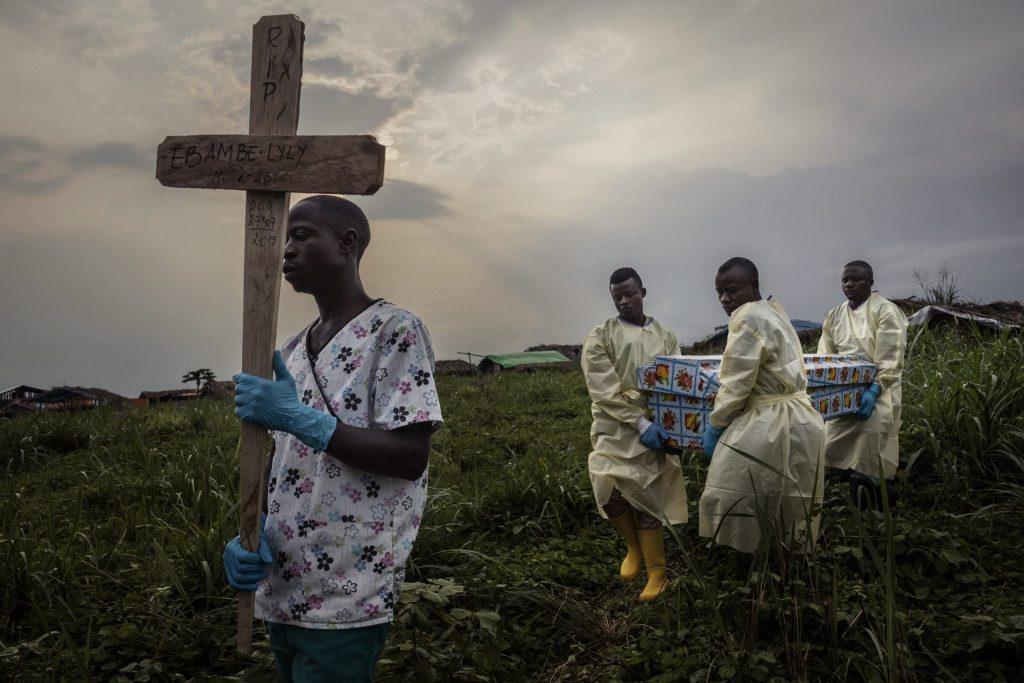 Africa, Repubblica Democratica del Congo, Marco Gualazzini. Dal reportage 'Ebola, The Outbreak