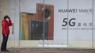 Cina Huawei 5g (La Presse)