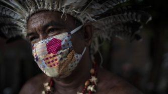 Indigeni Amazzonia (LaPresse)