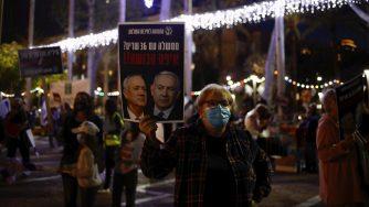 Israele governo La Presse