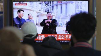 Kim Jong-un Corea del Nord La Presse