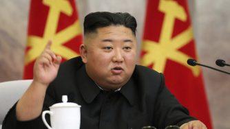 Kim Jong-un Corea del Nord (La Presse)