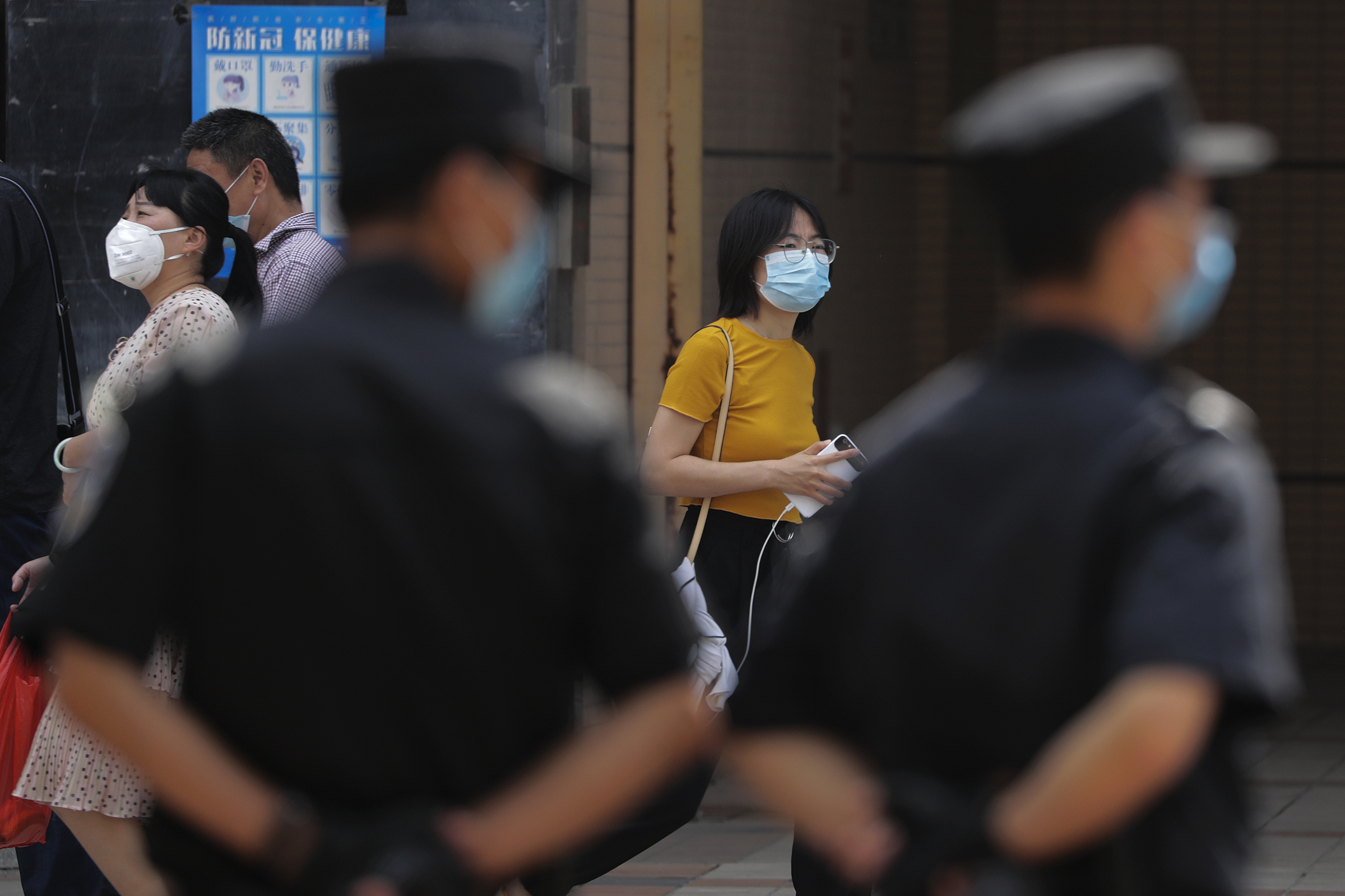 A Hong Kong ci sono state nuove proteste contro il processo a 47 attivisti pro democrazia, accusati di avere cospirato contro il governo