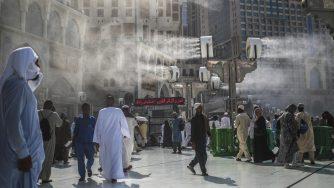 Arabia Saudita (La Presse)