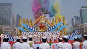 Marina militare cinese (LaPresse)