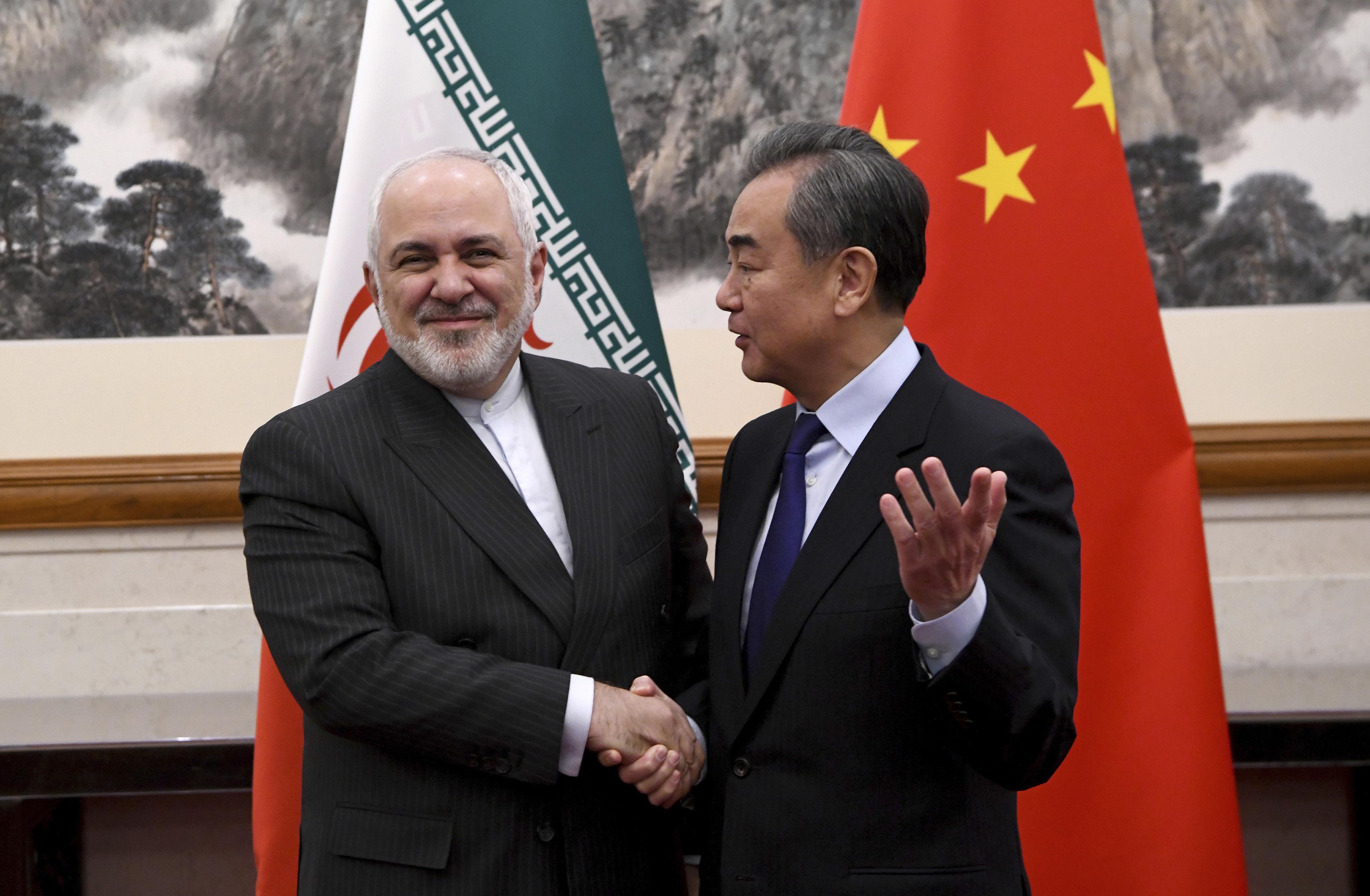 L'Iran rafforza l'asse con la Cina
