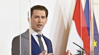 Sebastian Kurz Austria La Presse