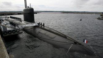 Sottomarino Marina Francese (La Presse)
