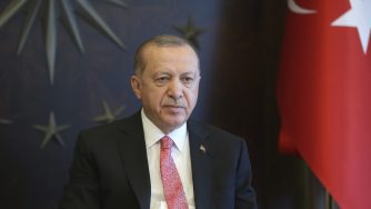 Turchia Erdogan (La Presse)