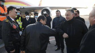 Cina e Ungheria rapporti (La Presse)