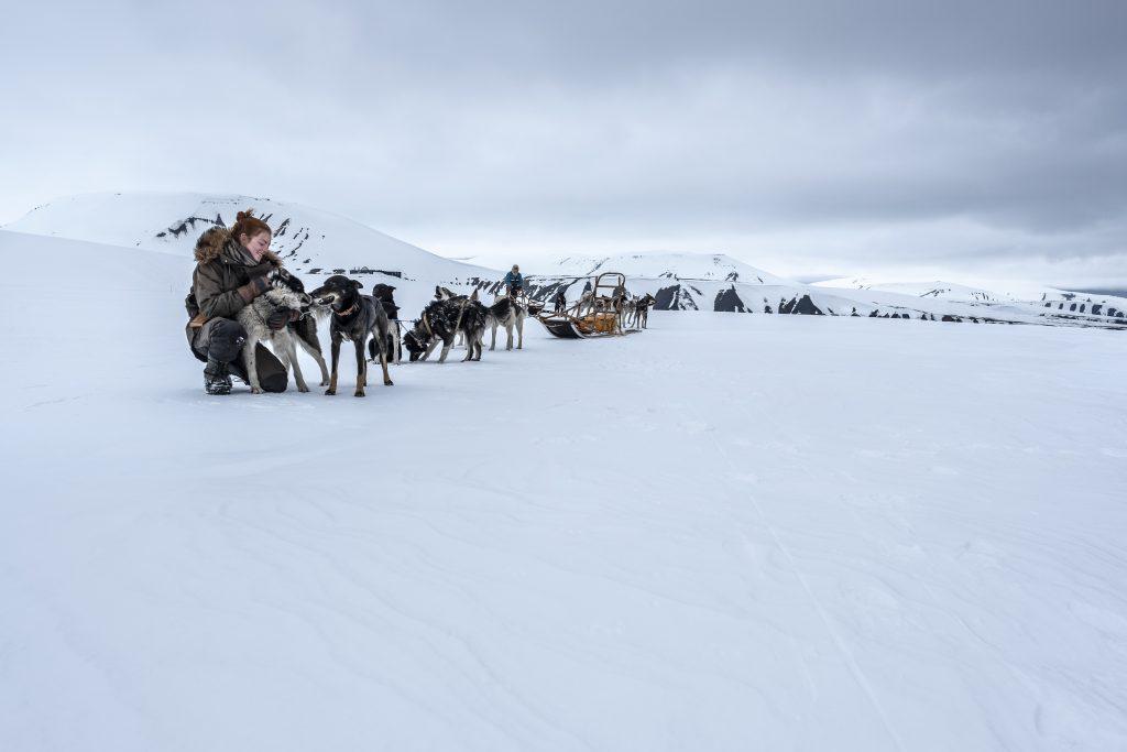 Isole Svalbard (Norvegia), Valentina Tamborra. Dal reportage 'Mi Tular'