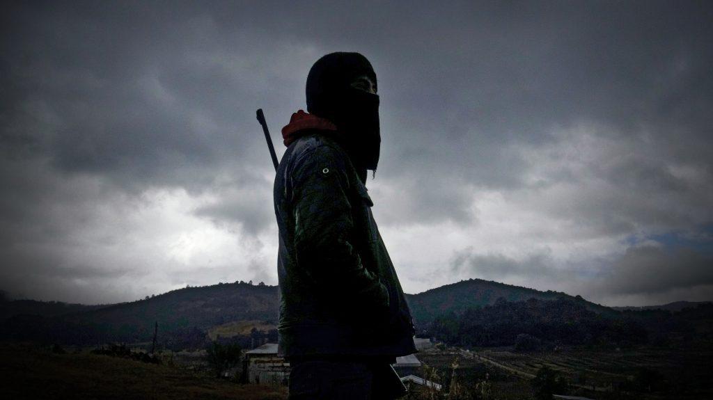 America, Messico, Roberto Di Matteo. Dal reportage 'Santo Tomas resiste'