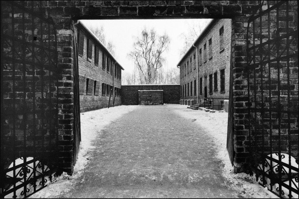 Polonia, Ivo Saglietti. Dal reportage 'Il Male, dentro Auschwitz