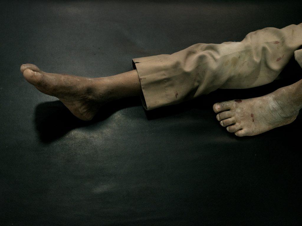 Yemen, Matteo Bastianelli. Dal reportage
