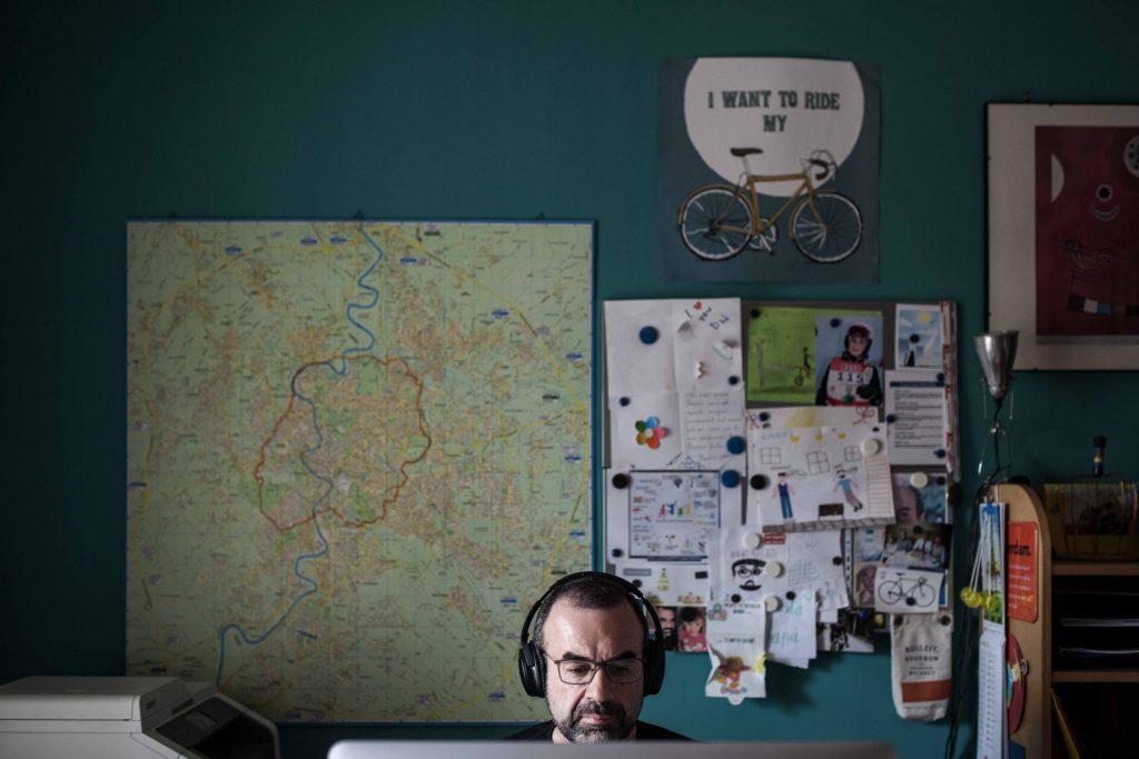 Vincenzo, animatore digitale e professore scuole medie