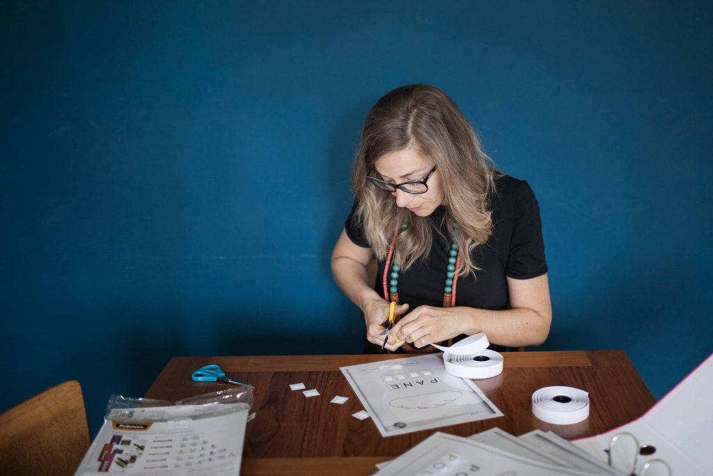 Laura, maestra di sostegno