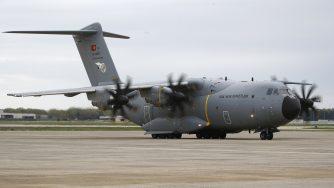Areo militare della Turchia (La Presse)
