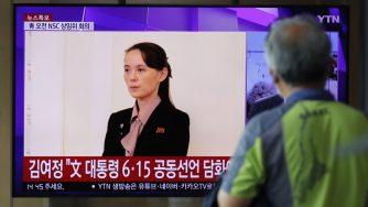 Corea del Nord Kim Yo Jong