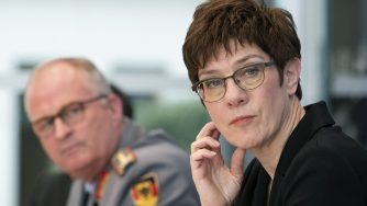 L'esercito tedesco ha problemi con l'estremismo