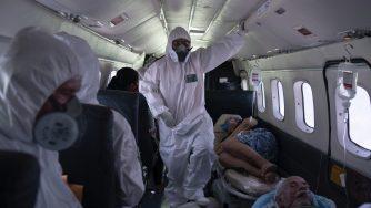 Brasile coronavirus (La Presse)