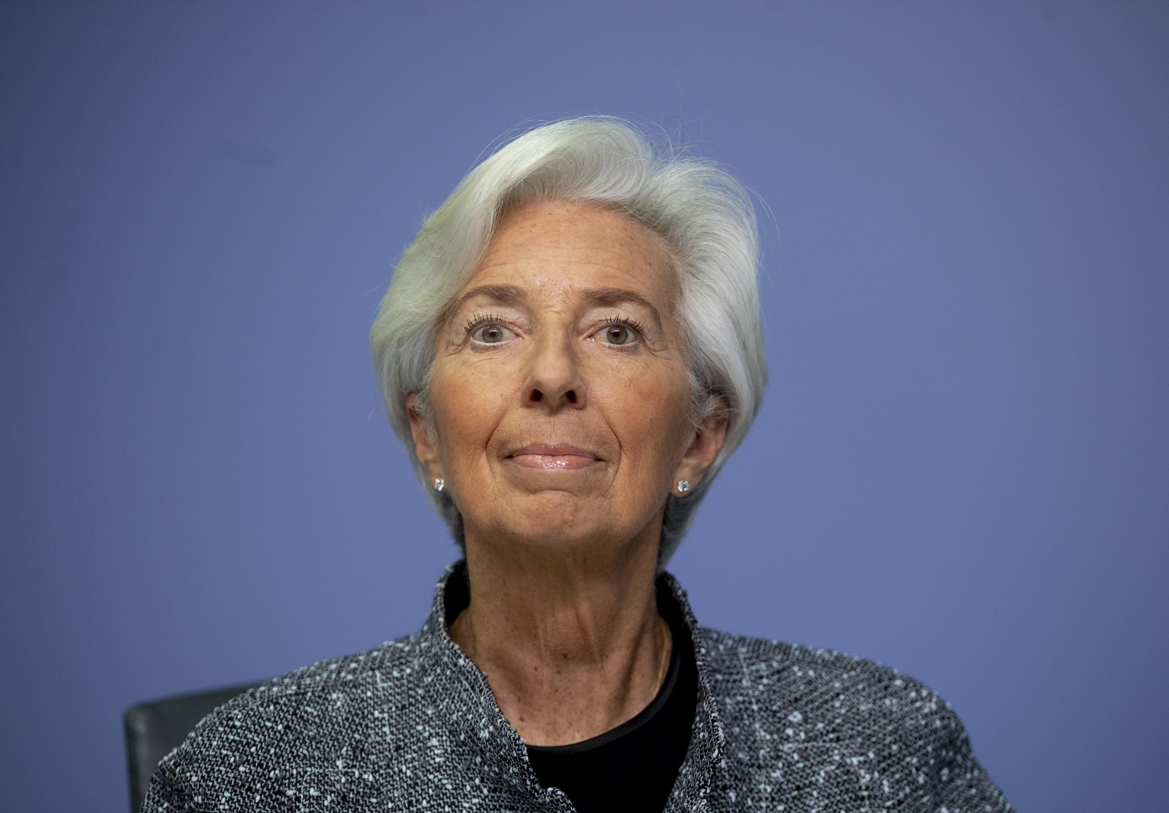 Christine Lagarde sempre più isolata