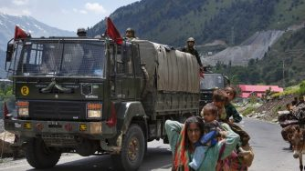 Himalaya conteso, una vecchia disputa territoriale tra India e Cina (La Presse)