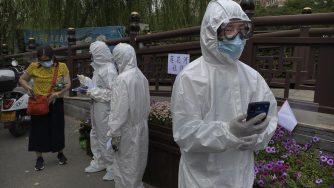 Coronavirus a Pechino (Getty)