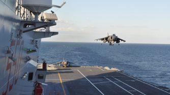 Esercitazioni della Marina militare