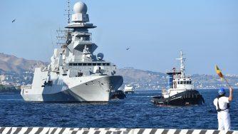 fregata italiana Viriginio Fasan La Presse