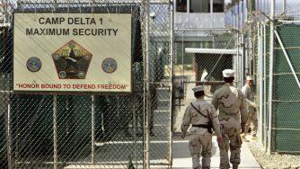 Il carcere di Guantanamo (LaPresse)