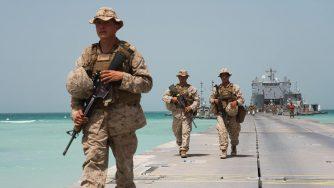 Corpo dei Marines degli Stati Uniti (La Presse)