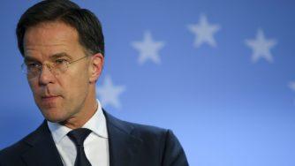 Mark Rutte, premier Olanda (La Presse)