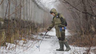 Nube radioattiva Russia (La Presse)