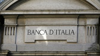 Sede della Banca d'Italia (La Presse)