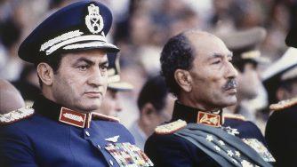 Sadat e Mubarak, Egitto (La Presse)