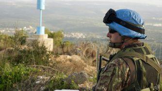 Unifil, forze in campo tra Libano e Israele (La Presse)