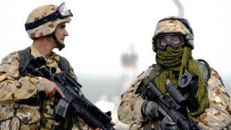 Militari australiani (La Presse)