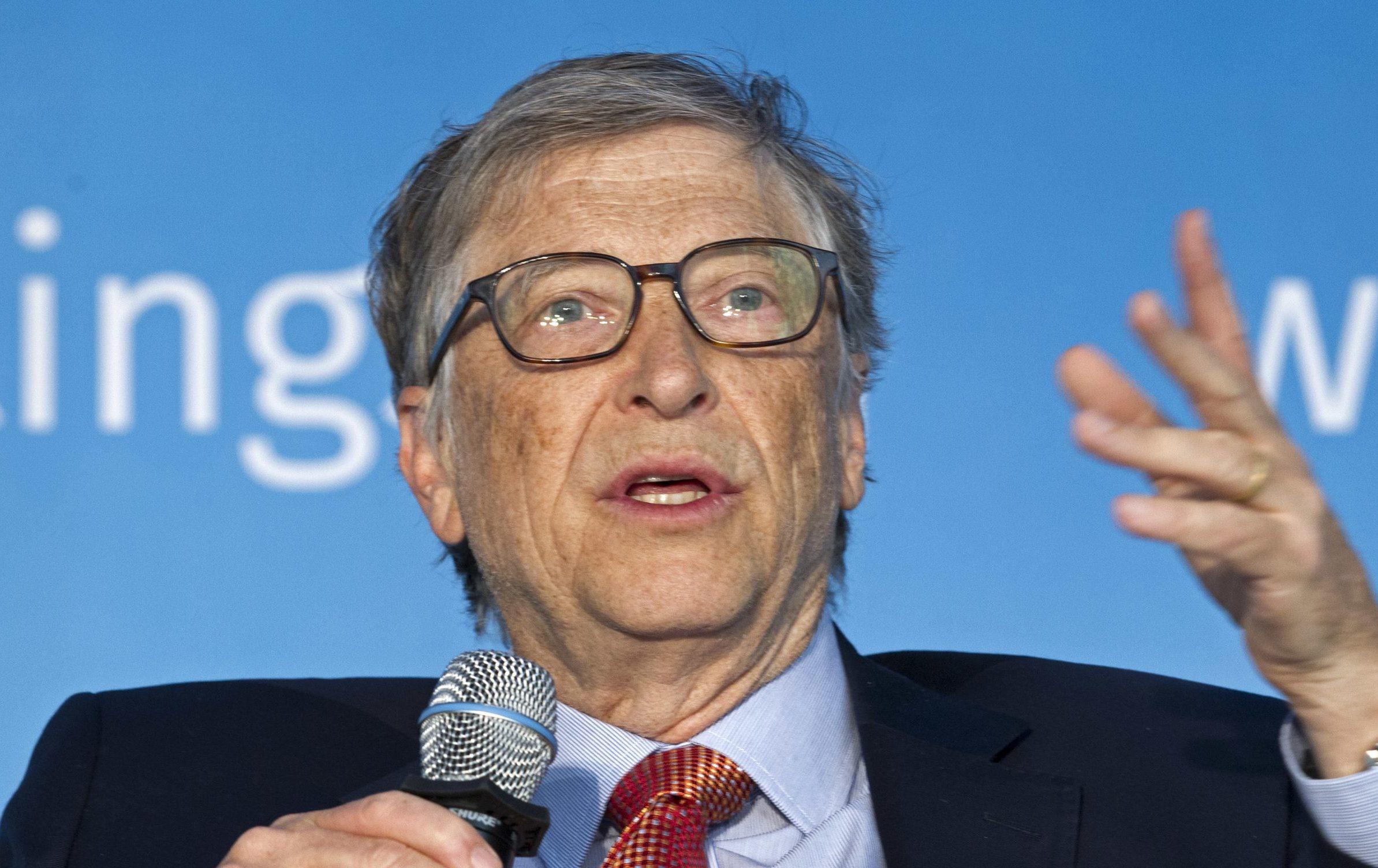 Nell'Oms decide (quasi) tutto Bill Gates e la sua fondazione