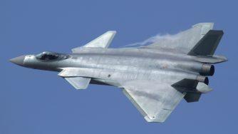 Chengdu J-20 (Wikipedia)