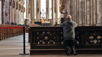 Chiesa, cattedrale di Colonia in Germania (La Presse)