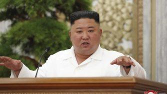 Kim Jong-un riappare in Corea (La Presse)