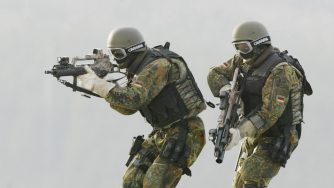 (KSK) Kommando Spezialkraefte