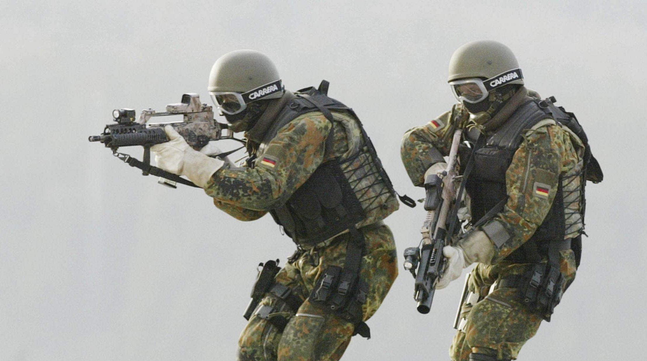 """Asgaard, l'armata """"nera"""" che spaventa la Germania"""