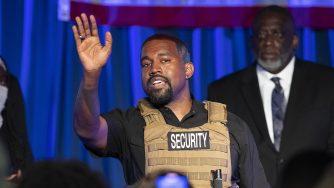 USA 2020, il rapper Kanye West nel suo primo evento da candidato alla presidenza