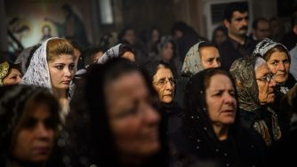 Cristiani in Siria